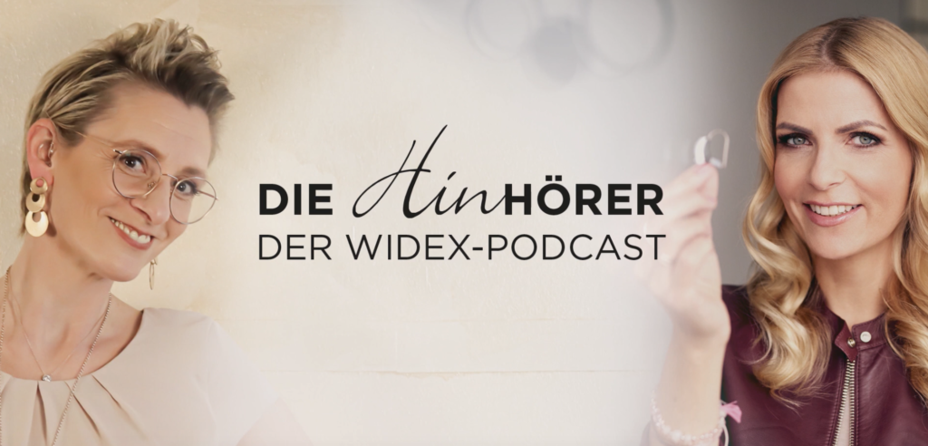 Die HinHÖRER! Der Widex-Podcast.
